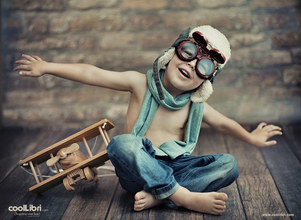 enfance, divertissement et création