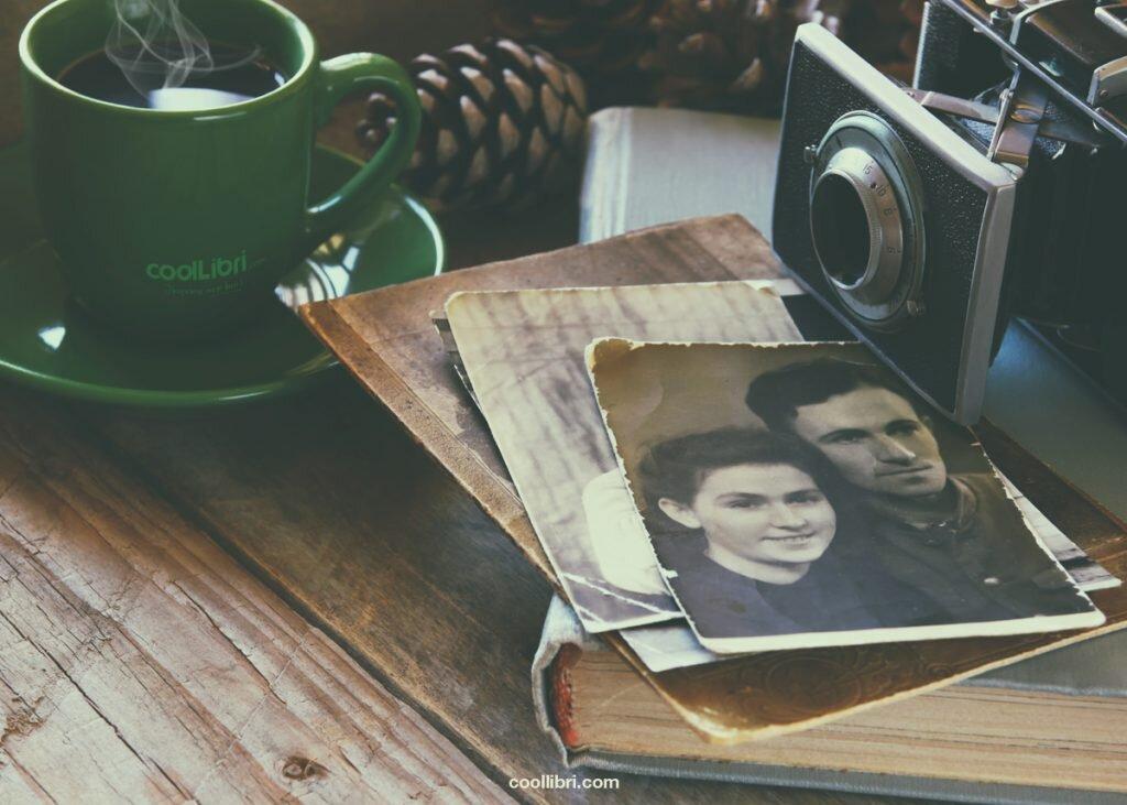 écrire un livre sur sa vie avec photos et films anciens
