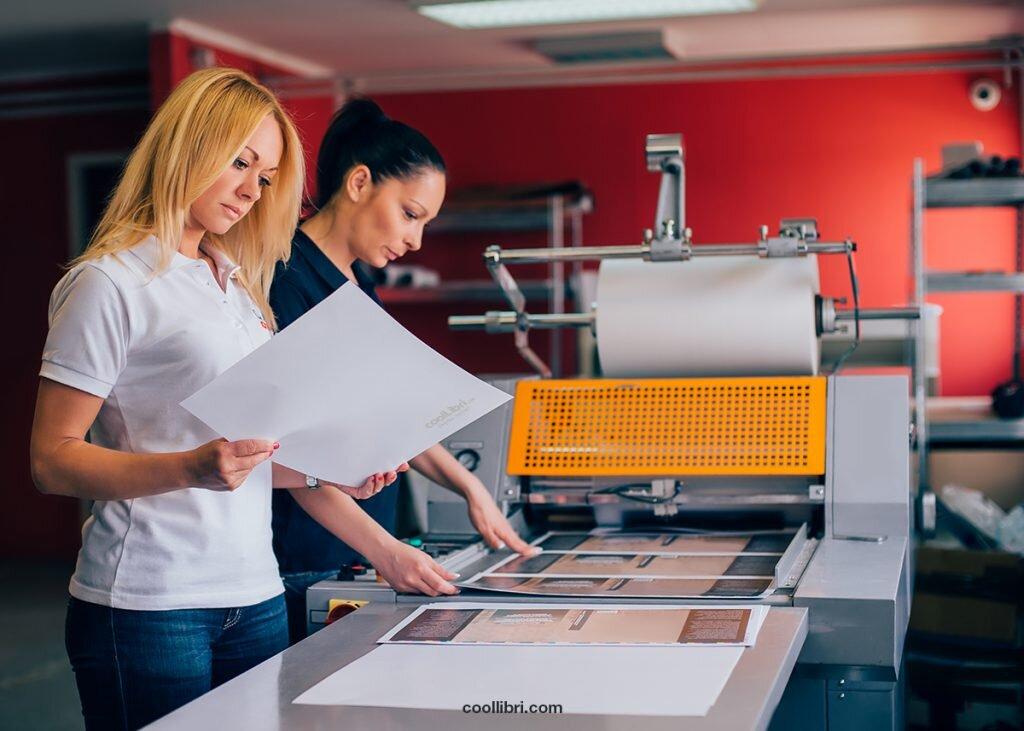 Impression de rapport de stage en imprimerie