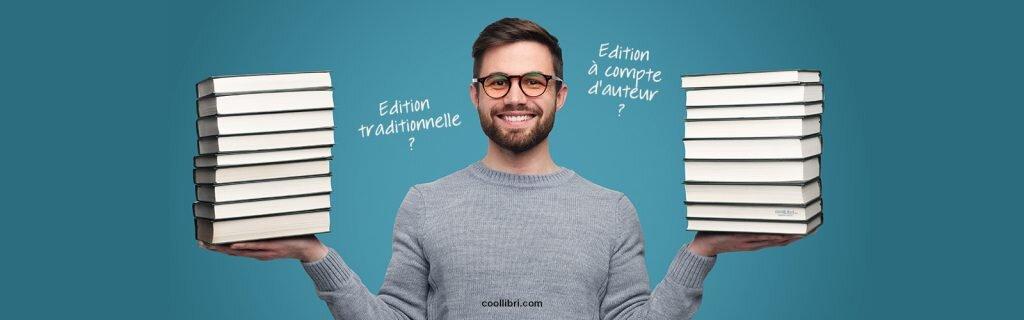édition a compte d'auteur bonne ou mauvaise idée