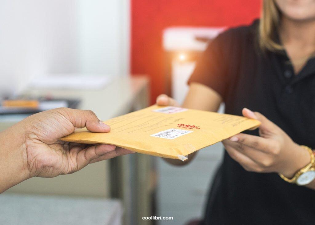 envoyer son manuscrit à une maison d'édition par courrier