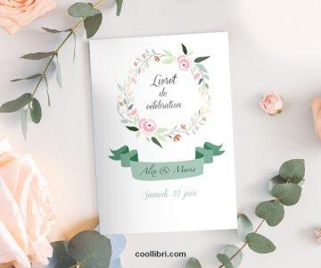 Comment faire un livret de messe de mariage ?
