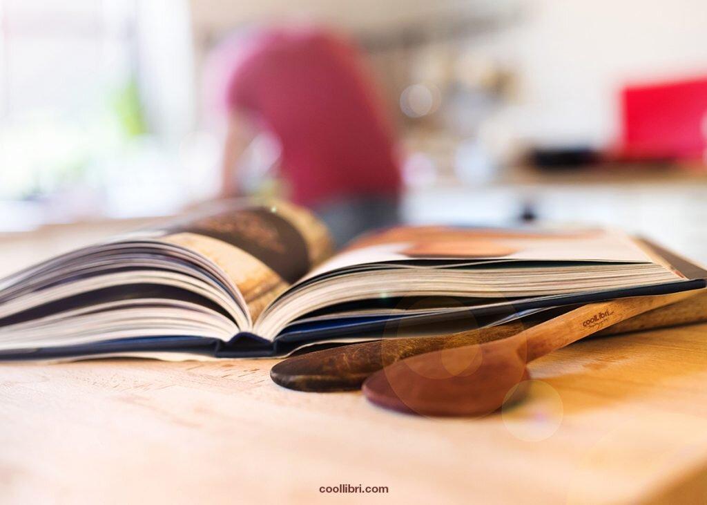 recevoir son propre livre de cuisine