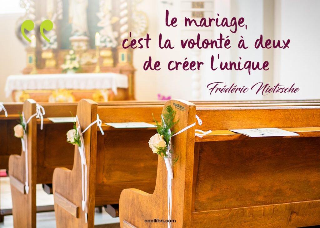 Mariage, volonté à deux