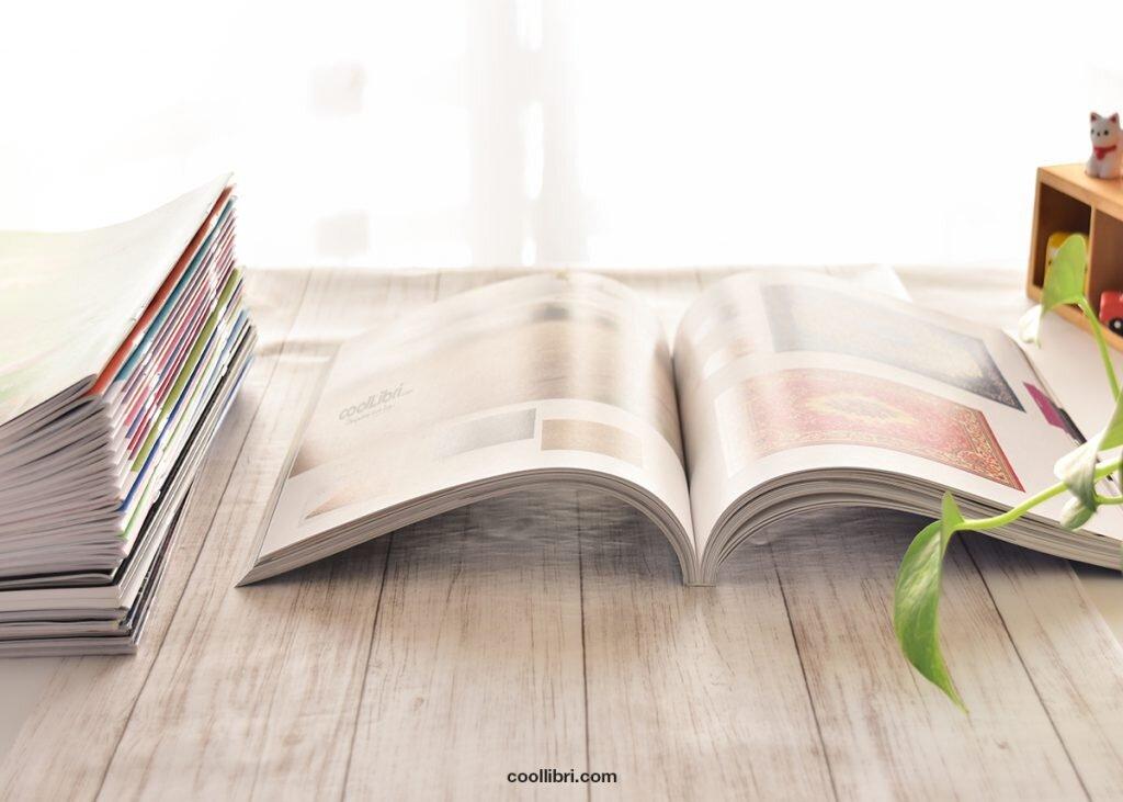 faire imprimer un magazine
