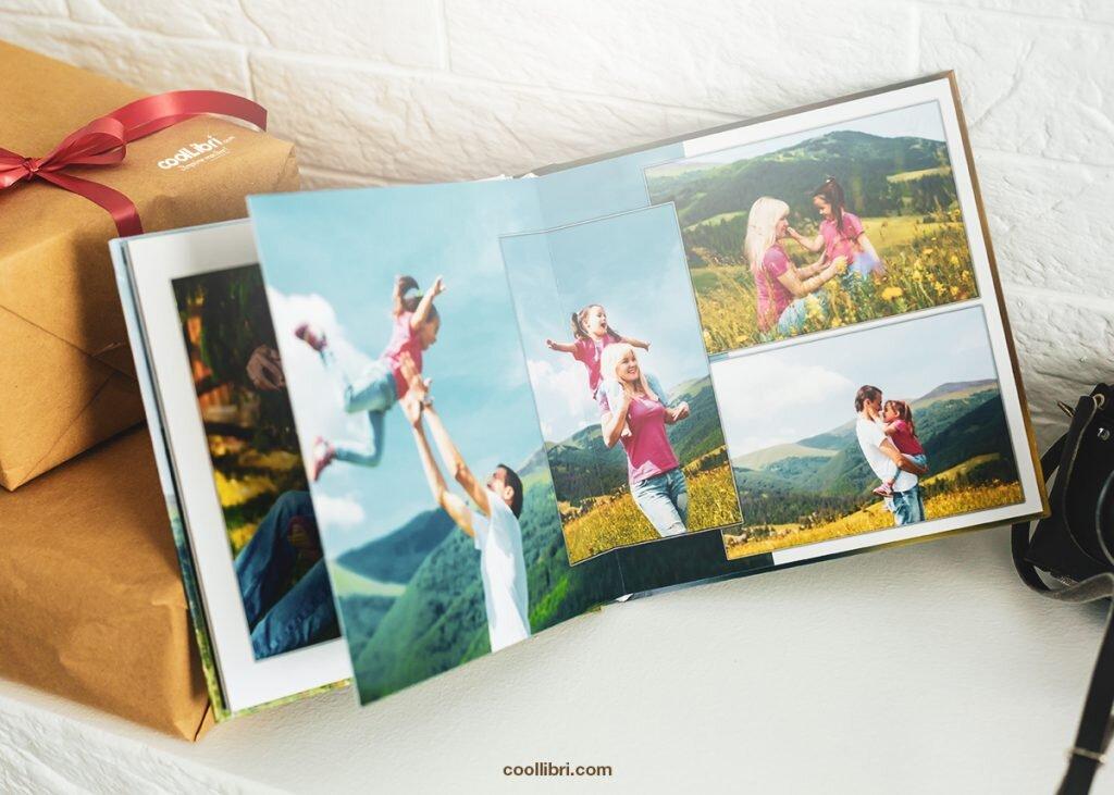 Imprimer un livre personnalisé pour Noël avec photo