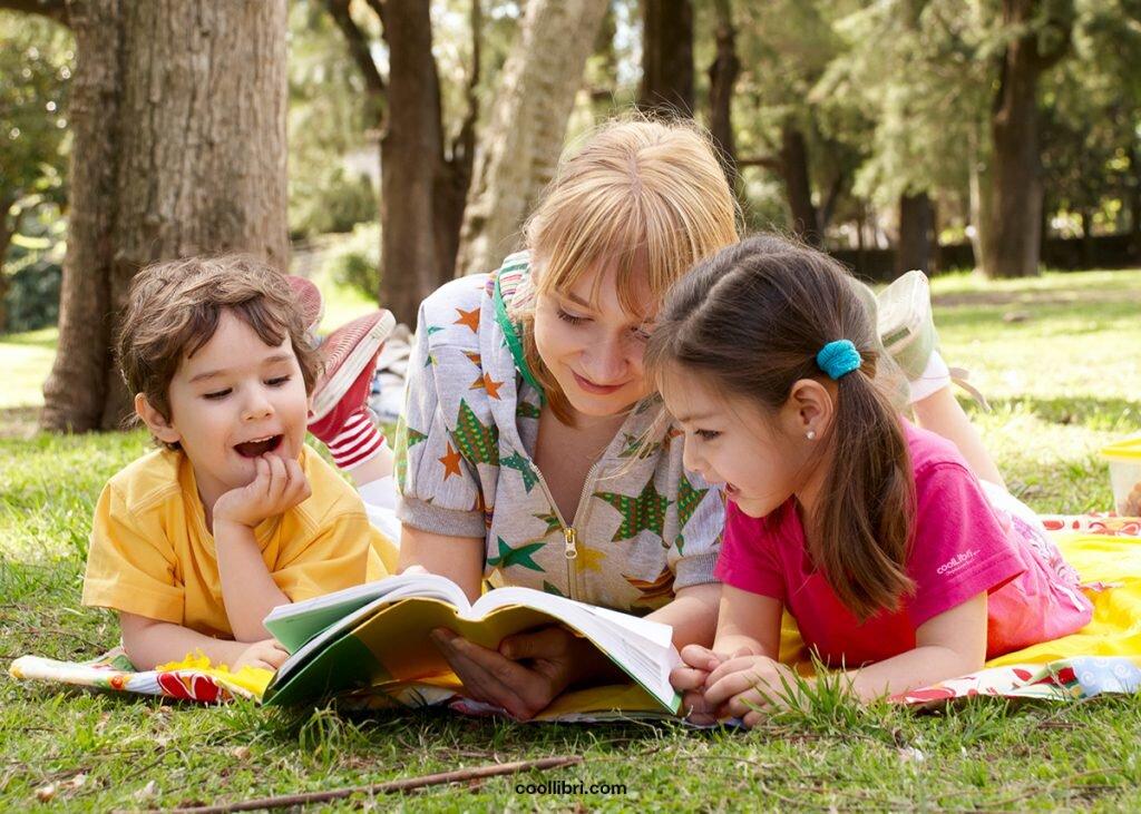 écriture d'un livre pour enfants