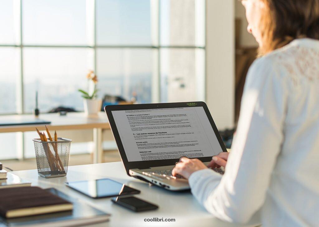 Combien gagne un écrivain ou plutôt, un rédacteurs web ?