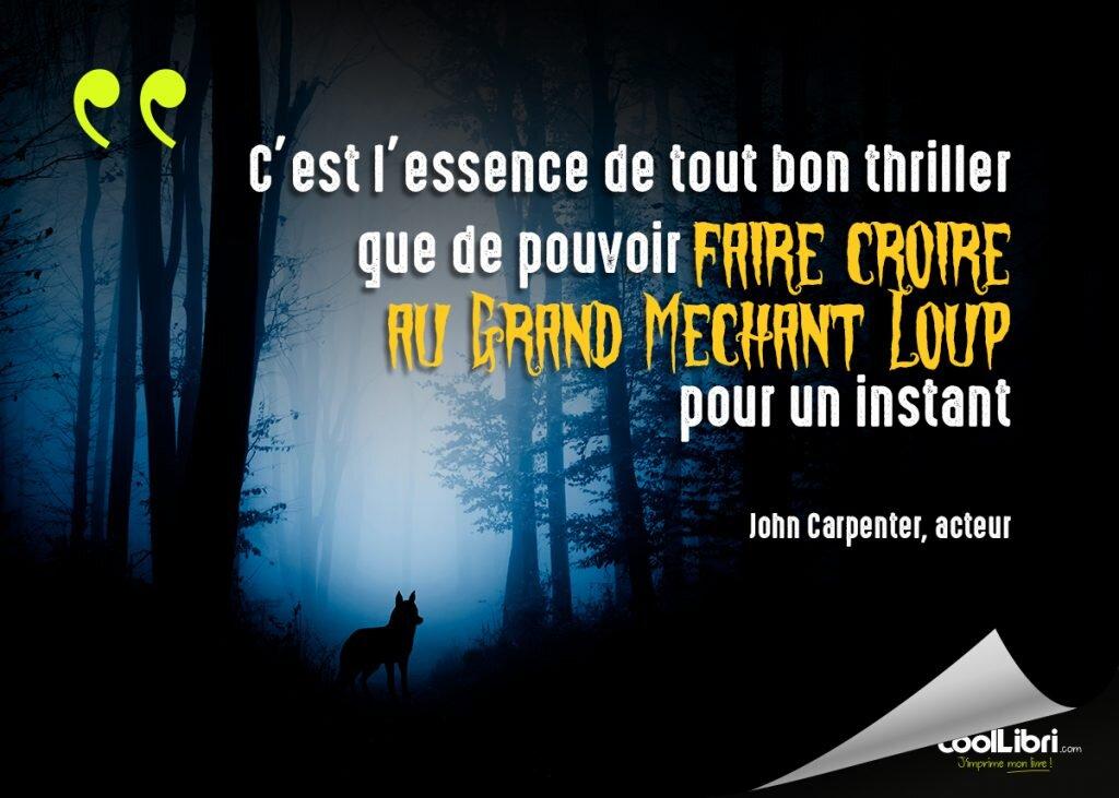 faire croire au grand méchant loup