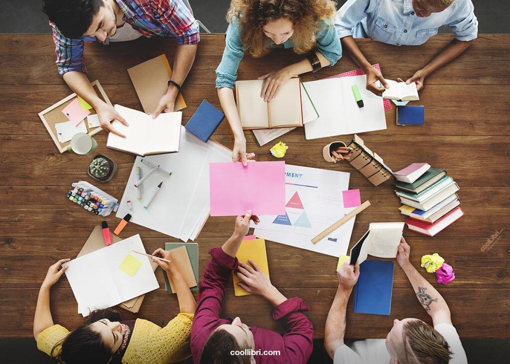 """Des """"creative workshops"""" en guise d'atelier d'écriture."""
