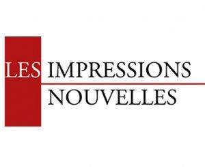 Éditeur belge les impressions nouvelles