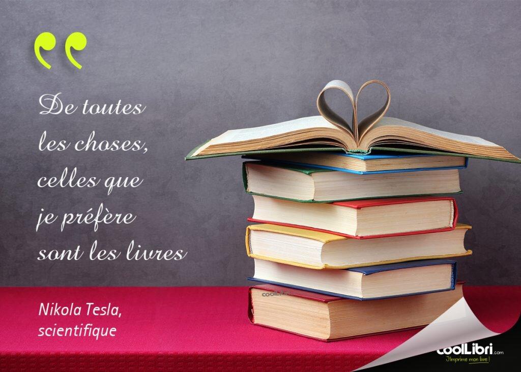 citation livre Nicolas Tesla