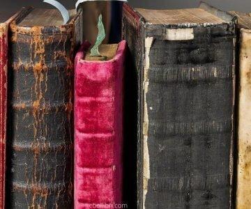 Comment nettoyer les tranches d'un livre