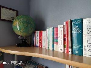 bureau correcteur lecteur Anne-Laure Gruet