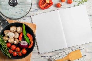Autre idée très sympathique: créer un livre de cuisine