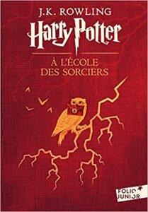 écrire un roman et conte Harry Potter à l'école des sorciers
