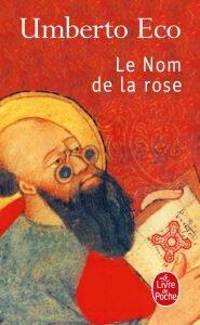 livre policier Le nom de la rose