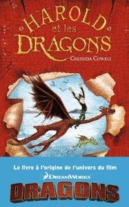 litterature jeunesse Harold et les dragons, de Cressida Cowell