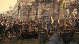 Chute de Constantinople en 1453