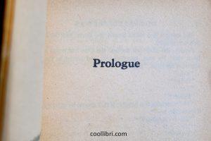 Définition du prologue