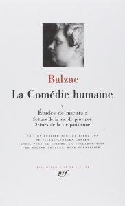 La Comédie humaine de Balzac