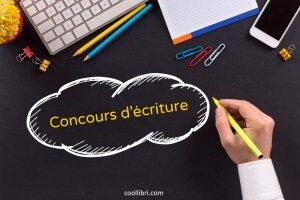 Le concours d'écriture : définition