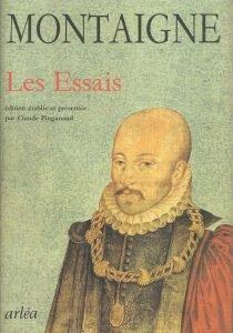 COUVERTURE LES ESSAIS DE MONTAIGNE