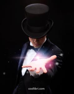 Pourquoi écrire un livre de magie