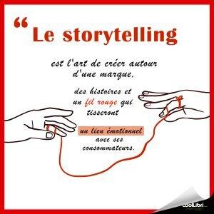 Plusieurs définitions du storytelling