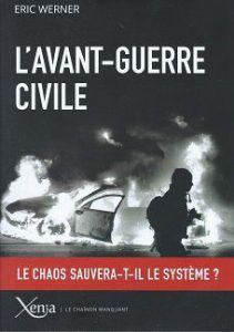 """Eric Werner, intitulé """"L'avant-guerre civile""""."""