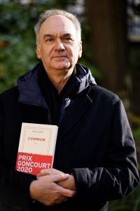 Hervé Le Tellier, pour Thomas Samson